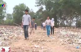 Thanh Hoá: Khó tìm sự đồng thuận của người dân để xây dựng bãi rác
