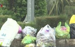 Rò rỉ nước tại bãi rác Hòn Rọ: Người dân ngăn cản thi công khắc phục sự cố