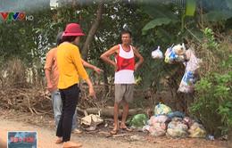 TP.HCM: Thu tiền đều đặn, rác gom thất thường