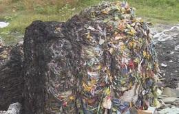 Bình Dương: Đổ, đốt trộm rác thải công nghiệp gây ô nhiễm nặng
