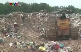 Ô nhiễm môi trường do rác thải tại Quảng Ngãi