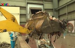 Hà Nội: Khánh thành nhà máy xử lý chất thải công nghiệp phát điện