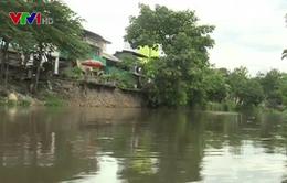 Sự thay đổi trong cuộc sống của người dân ven kênh mương tại Indonesia