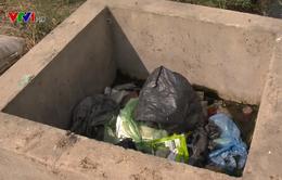 Rác thải nông nghiệp chưa được quan tâm xử lý