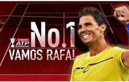 Hóa ra đây là vũ khí giúp Nadal trở lại vị trí số 1