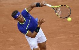 Lịch thi đấu Pháp mở rộng 2017 ngày 31/5: Nadal, Djokovic tiếp tục cuộc đua