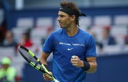 Thắng kịch tính Cilic, Nadal vào chung kết giải quần vợt Thượng Hải Masters