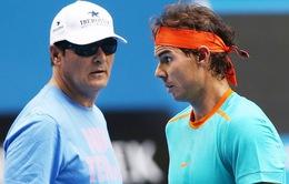 """Toni Nadal - Rafael Nadal: """"Chia tay"""" tại Pháp mở rộng 2018?"""
