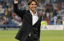 """Rafael Nadal mơ ước làm """"ông bầu"""" cho Real Madrid"""