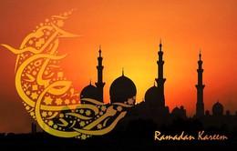 Các truyền thống đáng quý trong lễ Ramadan