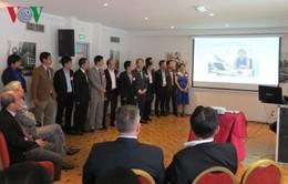 Ra mắt Hiệp hội Các nhà chuyên gia Công nghệ cao gốc Việt tại châu Âu