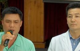 Hàm răng giả kẹt 2 năm trong đường thở của người đàn ông