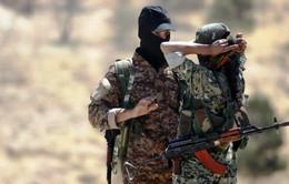 Một phần thành phố Raqqa được giải phóng khỏi tay IS