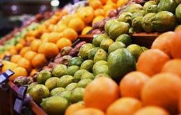 Lần đầu tiên xuất khẩu rau quả vượt dầu thô