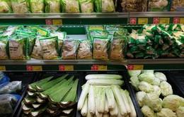 Giá thực phẩm ổn định sau Tết