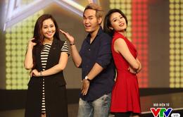 Clip: Khắc Hưng nhảy siêu dễ thương tại Muôn màu Showbiz