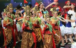 Xem lại Gala khai mạc Liên hoan thiếu nhi ASEAN +: Ấn tượng và rực rỡ sắc màu