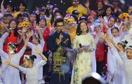 Khai mạc Liên hoan thiếu nhi ASEAN+: Sôi động và đa sắc màu
