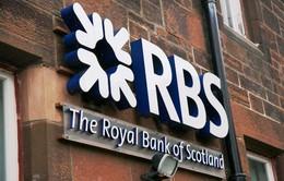 Ngân hàng Hoàng gia Scotland kinh doanh thua lỗ năm thứ 9 liên tiếp