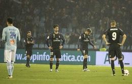 Cúp nhà Vua TBN: Để Celta Vigo cầm hòa, Real dừng bước ở tứ kết