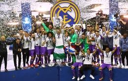 Vượt mặt Barcelona, Real Madrid thống trị toàn châu Âu