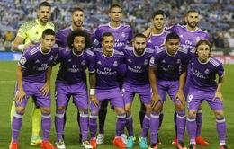 Real Madrid mặc áo tím lạ lẫm ở chung kết Champions League