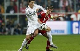 Cháy vé trận cầu đinh Bayern Munich - Real Madrid