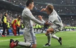 Vòng 1/8 Cúp nhà vua: Real Madrid mở màn năm mới thành công