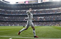 Vòng 23 Liga: Bale tỏa sáng, Real vững ngôi đầu