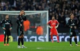 Kết quả bóng đá Champions League sáng 02/11: Real thua sốc, Ngoại Hạng Anh toàn thắng