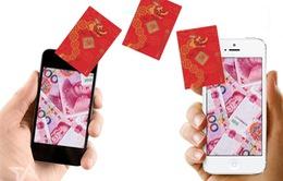 Nở rộ xu hướng mừng tuổi qua mạng tại Trung Quốc