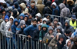 Đức cắt viện trợ các nước từ chối người tị nạn