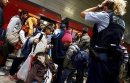 Số người nhập cư vào Đức đạt mức kỷ lục