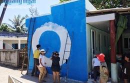 Xây dựng làng bích họa ở đảo Bé, huyện đảo Lý Sơn