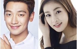 """""""Bỏ"""" Kim Tae Hee, Rain kết đôi với bạn gái Hyun Bin"""