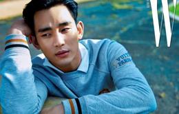Kim Soo Hyun đầy chất nghệ trong loạt ảnh mới