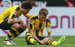 ĐT Đức và Dortmund cùng nhận hung tin