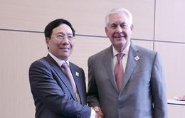 Việt Nam coi trọng và mong muốn tăng cường quan hệ với Hoa Kỳ