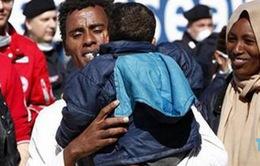 10.000 người tị nạn được chuyển tới châu Âu năm 2018