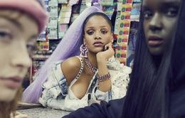 Khi Rihanna ngổ ngáo
