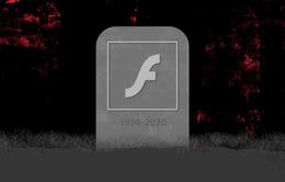 Adobe khai tử Flash vào năm 2020