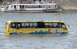 TP.HCM: Chạy thử tuyến bus đường sông vào cuối tháng 6