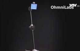 Robot Ohmni - Bạn của nhiều người cao tuổi tại Mỹ