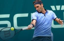 Tứ kết Gerry Weber 2017: Roger Federer thắng chóng vánh ĐKVĐ giải Florian Mayer