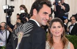 Roger Federer nổi bật với bộ vest đặc biệt tại Met Gala 2017