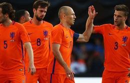 Kết quả bóng đá quốc tế rạng sáng ngày 05/6: ĐT Hà Lan thắng ấn tượng