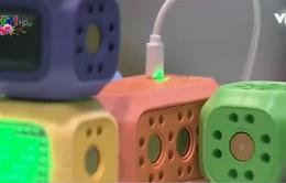 Trẻ học lập trình với Robo Wunderkind