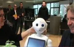 Cấp giấy khai sinh cho chú robot đầu tiên