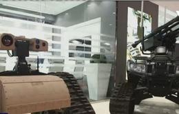 Robot vũ trang – Nguy cơ khó lường