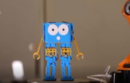 Marty - Robot mini giúp trẻ em học lập trình